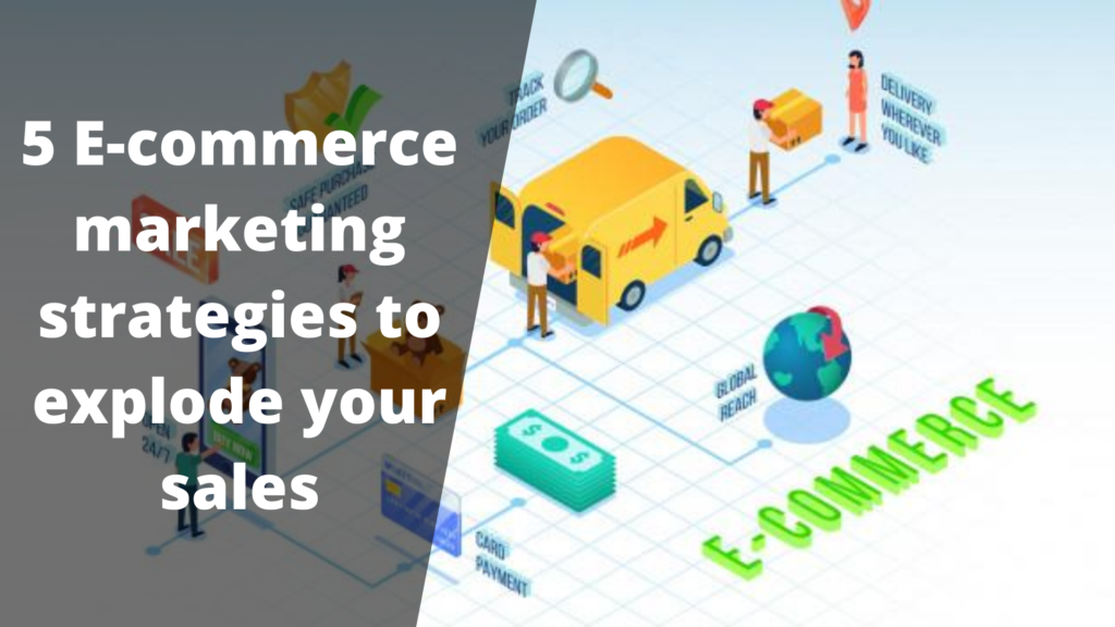 5 online marketing strategies for e commerce websites