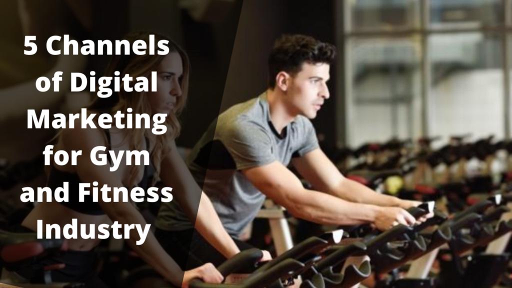 Digital marketing for gym