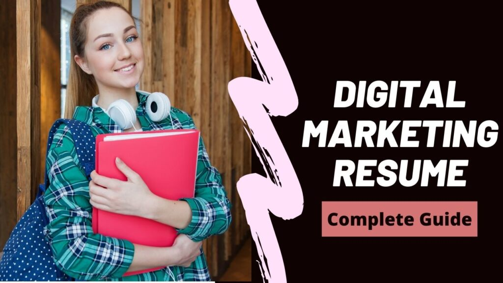 Digital Marketing Resume Guide